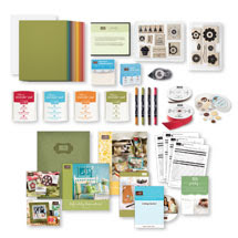 Stampin' Up! Digital + Starter Kit