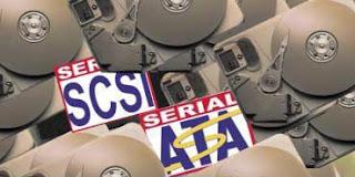 Serial ATA dan Serial SCSI
