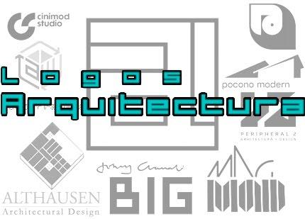 Logos en Arquitectura | [ Arte+ ]