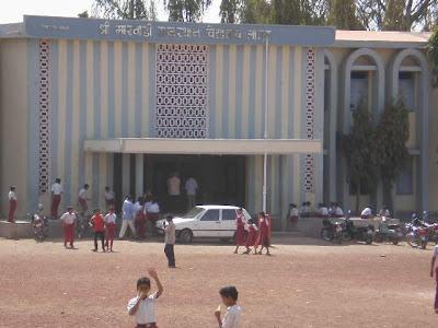 Rajasthan Highschool, Latur