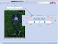 New feature in orkut