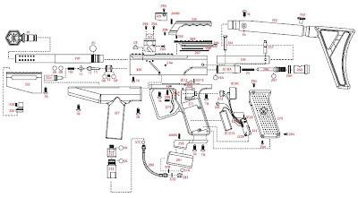 Spyder Paintball Guns: January 2008