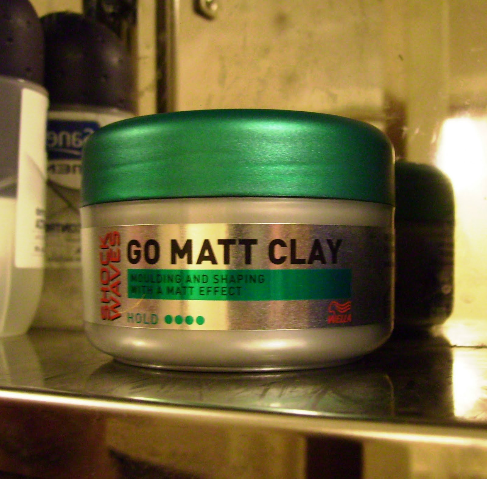 I Ve Started To Read The Label On My Hair Junk As A Motivational Message For Some Guy Called Matt Clay Man Have Never Met And Who Isn T Me
