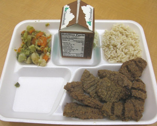 Better D.C. School Food: What's for Lunch: Beef Teriyaki ...