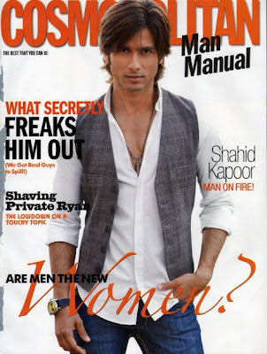 Shahid Kapoor In Cosmopolitan Man Manual Magazine Cover,Shahid Kapoor In Cosmopolitan Man Manual Magazine Cover pics,Shahid Kapoor In Cosmopolitan Man Manual Magazine Cover photo, Shahid Kapoor biography, Shahid Kapoor In Cosmopolitan Man Manual Magazine picture