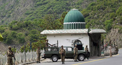Pakistan Troops Missing After Taliban Attack