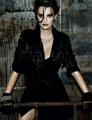 Penelope Cruz Photo Shoot For Interview Magazine pictures