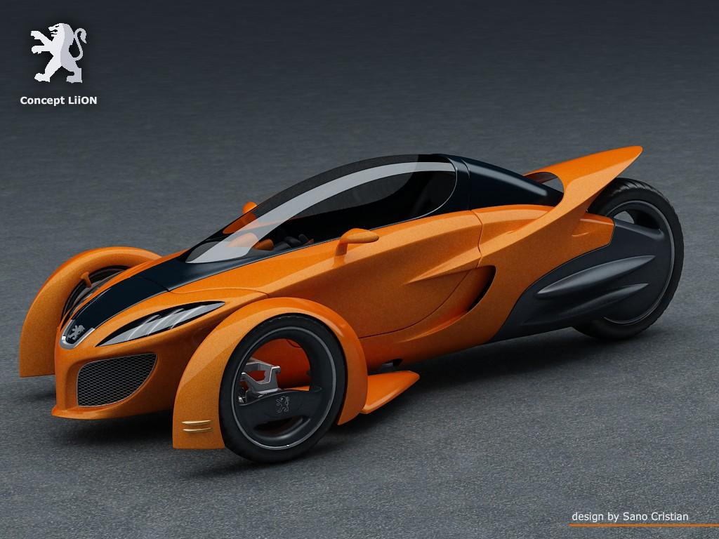 Deportes Carros del futuro