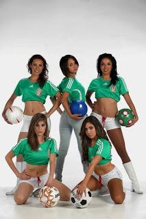 76 porristas del futbol mexicano 2 - 2 5