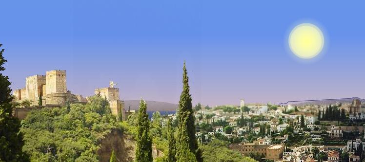 Granada, la alcazaba