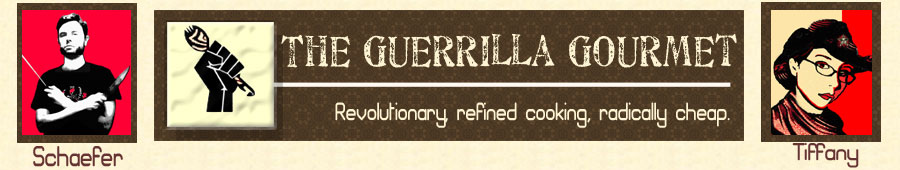 The Guerrilla Gourmet