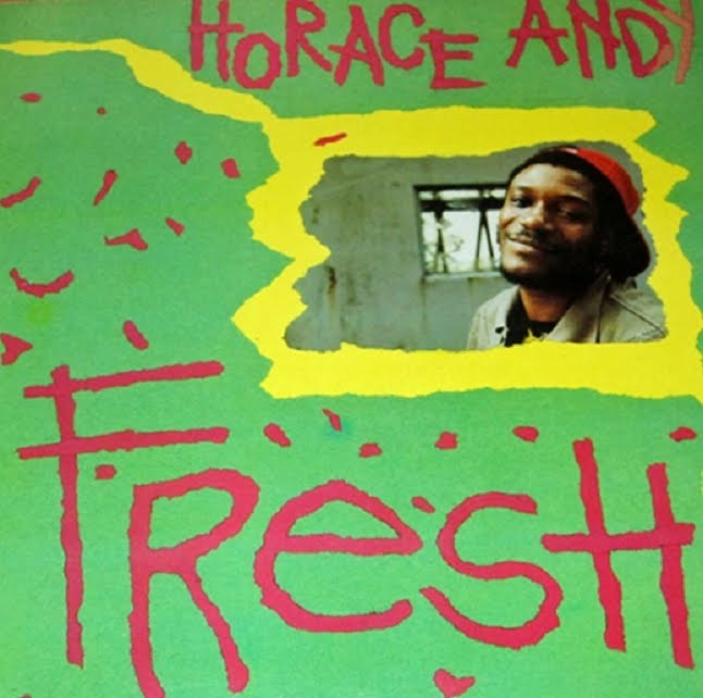 Horace Andy Haul And Jack Up