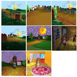 Lay-outs animação