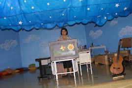 A caixa  mágica do Jacaré Bilé