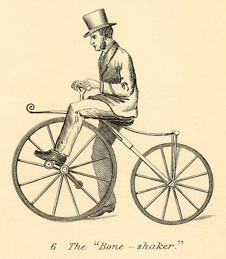 free clip art of bicycle rider - photo #36