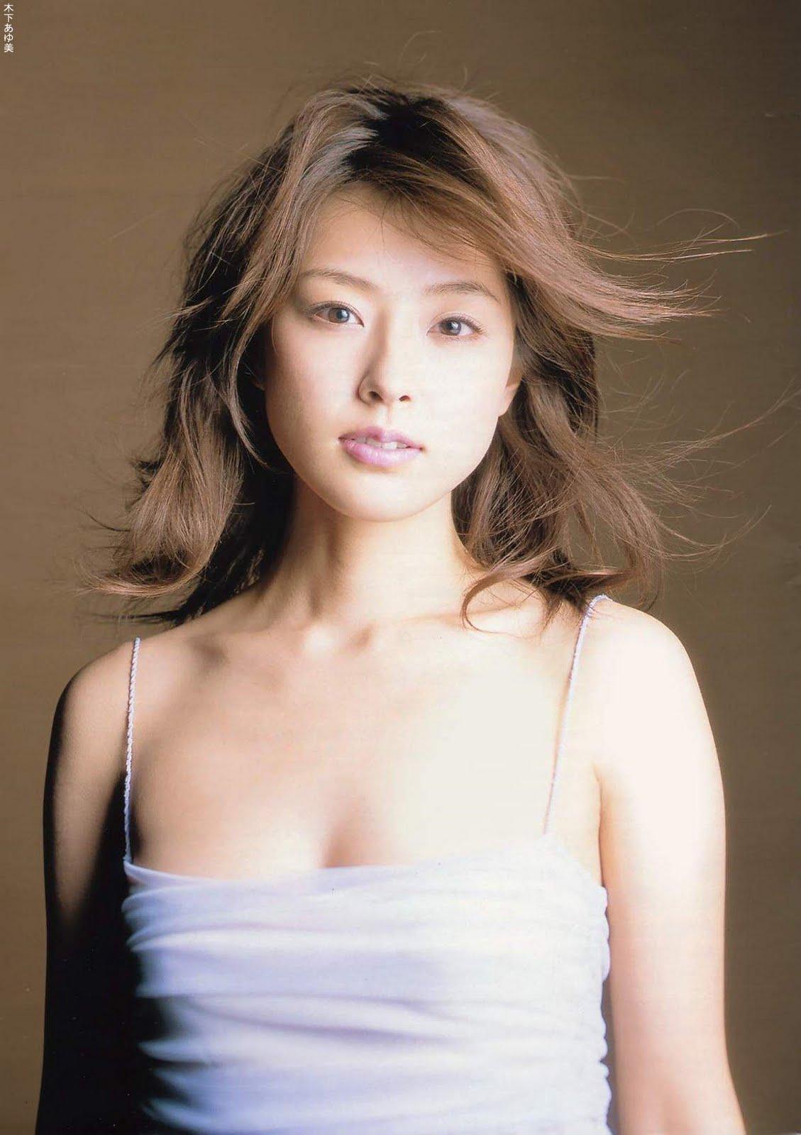 Japan Model Gallery Japanese Cute Model Ayumi Kinoshita 3-8430
