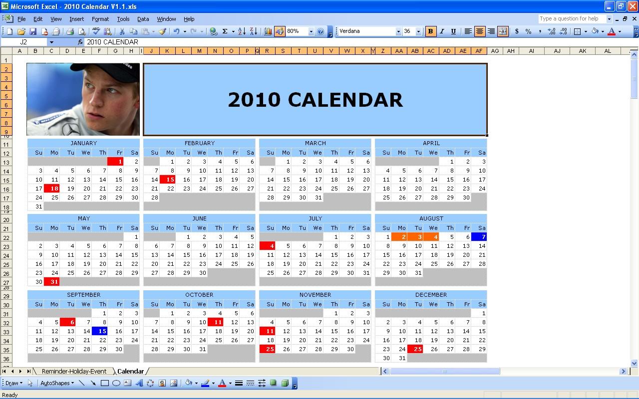 open office calc templates - free themes store 2010 calendar free openoffice calc