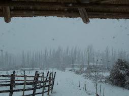 la marucha nevada