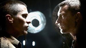 Christian Bale y Sam Worthington en Terminator Salvation