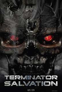 Cartel de Terminator Salvation