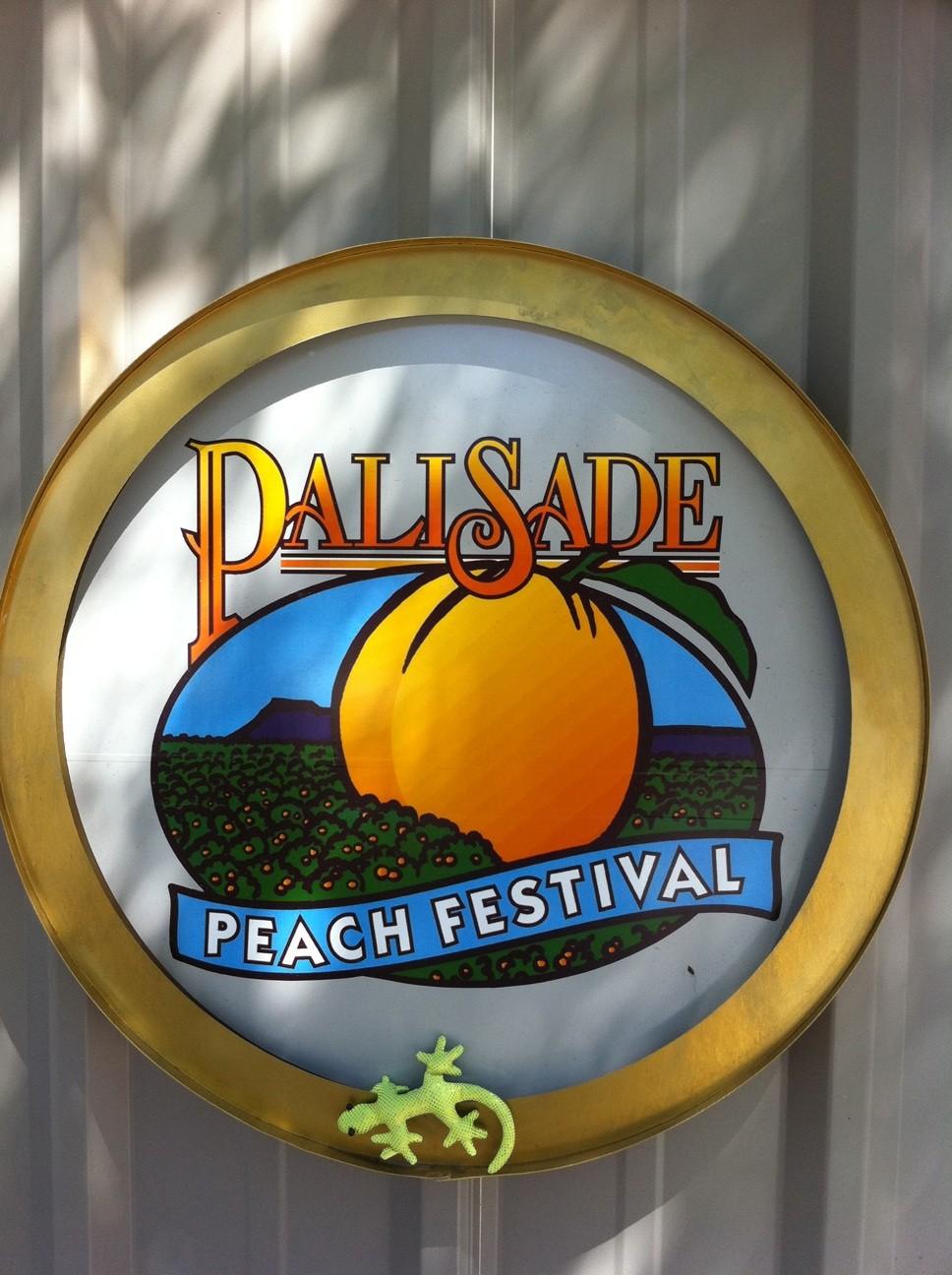 foxandthird Palisade Peach Festival Peaches