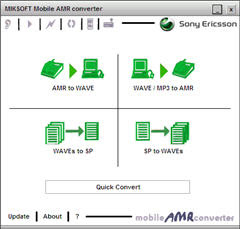 freeware mobile phone amr file converter for amr to wav conversion