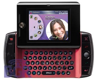 Motorola Sidekick Slide the smart one