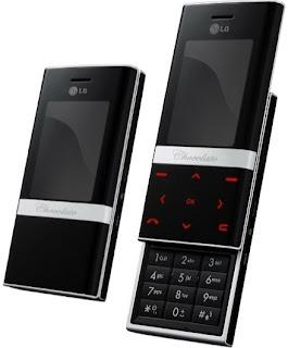 LG KE800 Chocolate Platinum fashion phone