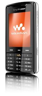Sony Ericsson G900i a slim & stylish 3G Smartphone