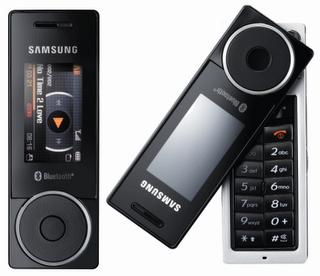 Samsung S830 a music phone
