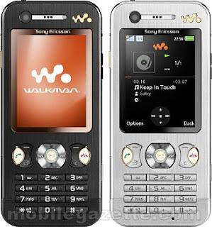 Sony Ericsson W890i smart phone