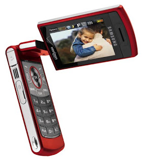 Samsung U900 Soul a 3g phone