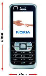 Nokia 6120 cheap camera mobile