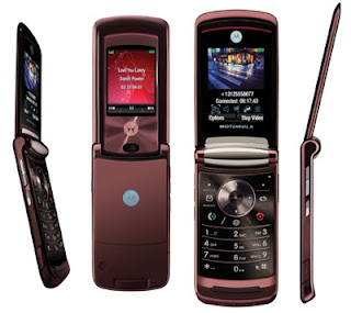Motorola RAZR2 V9 a most popular mobile