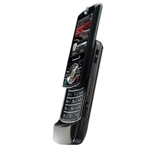 Motorola Z6w stylish phone