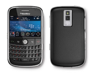 BlackBerry Bold 9000 3G phone