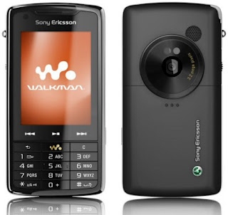 Sony Ericsson W960i  for music lovers