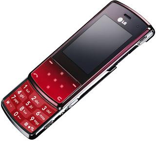 LG KF510 fashion phone
