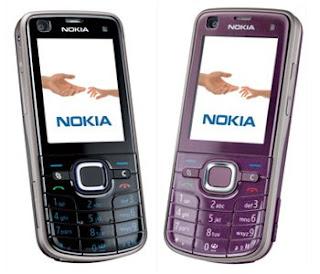 Nokia 6220 Classic  modern phone