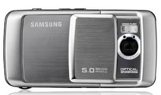 Samsung G800 challenges with N95