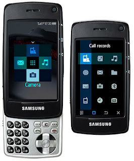 Samsung F520  very attractive and touch sensitive