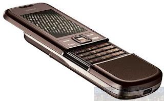 New Nokia 8800 Sapphire Arte a concept one