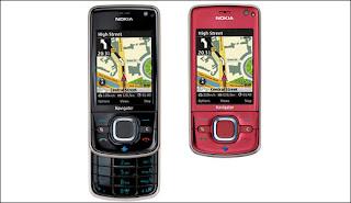 Nokia 6210 Navigator is a 3G Smartphone