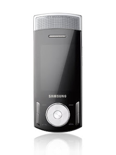 Samsung F400 with dual slide opening system