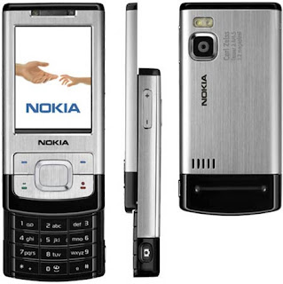 Nokia 6500 Slide is a sleek 3G slider phone