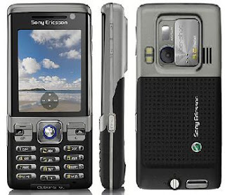 Sony Ericsson C702 is a cheapest GPS mobile phone