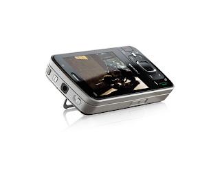 Nokia N96 - the best GPS phone