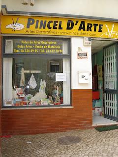 Pincel d arte artesdecorativasonline for Decoration 02100