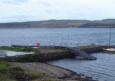 Scotland-Loch-Fyne-Otter-Ferry-Pier-Quay-Side