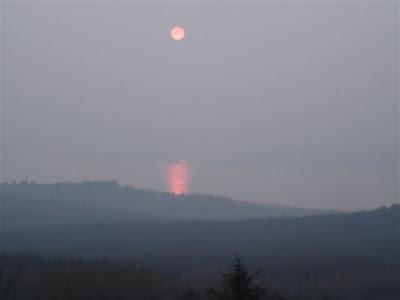 Scottish-Spring-Sunshine-Reflection-On-Loch-Fyne